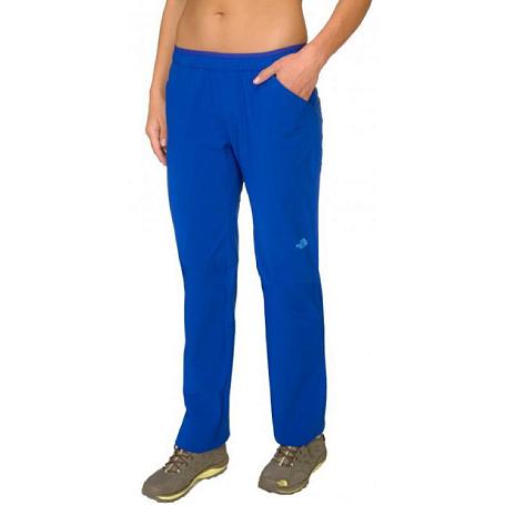 Купить Брюки туристические THE NORTH FACE 2014 TKW HIKING W DYNO PANT MARKER BLUE синий Одежда туристическая 1130160