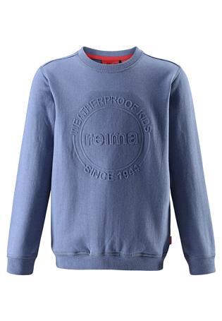 Купить Джемпер горнолыжный Reima 2017-18 Ljung Soft blue Детская одежда 1351773