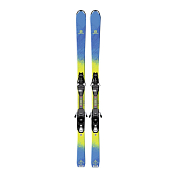 ������ ���� � ����������� Salomon 2016-17 Ski Set E Qst Max Jr S + E Ezy5 J75