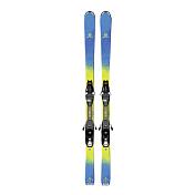 Горные Лыжи с Креплениями Salomon 2016-17 Ski Set E Qst Max Jr S + E Ezy5 J75