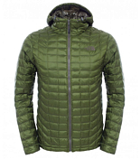 ������ ������������� THE NORTH FACE 2015-16 M THERMOBALL HOODIE SCALLION GREEN SCALLION/GREEN / �������