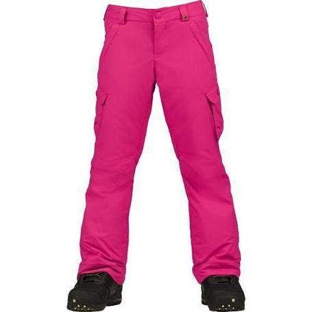 Купить Брюки сноубордические BURTON 2013-14 GIRLS CARG ELITE PT HOT STREAK Детская одежда 1021684