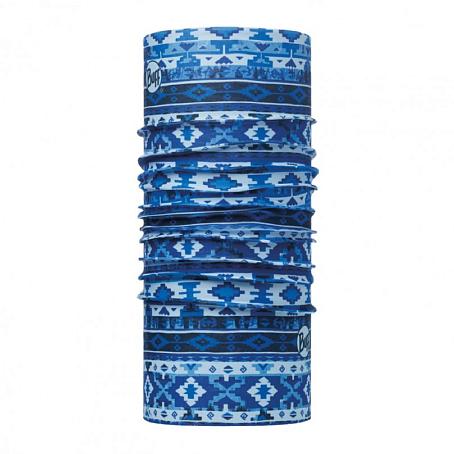 Купить Шарф BUFF Original Buff ORIGINAL TRIVIT BLUE Банданы и шарфы ® 1263270
