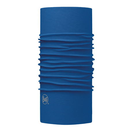 Купить Шарф BUFF Original Buff ORIGINAL SOLID BLUE SKYDIVER/OD Банданы и шарфы ® 1343719