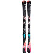 Горные Лыжи с Креплениями Rossignol 2016-17 Famous 6/Xpress W 11 B83