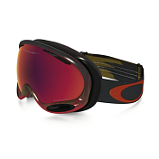 Очки горнолыжные Oakley 2016-17 A-Frame 2.0 WET DRY FIRE BRICK/PRIZM TORCH IRIDIUM