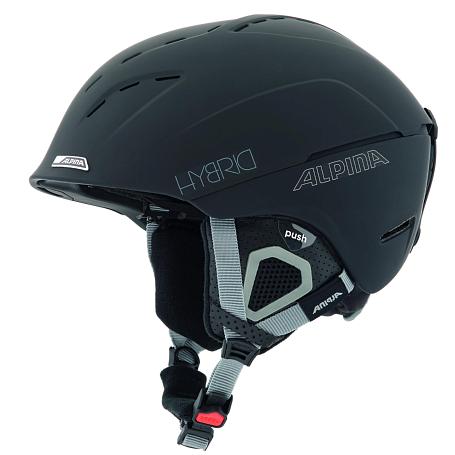 Купить Зимний Шлем Alpina SPICE black matt, Шлемы для горных лыж/сноубордов, 1194041