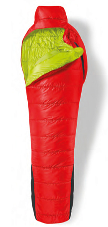 Спальник Salewa Sleeping Bag Accessories Spirit -9 XL, left flame