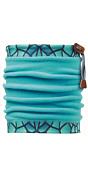 ШарфАксессуары Buff ®<br>Теплый шарф-труба из флиса. Высота шарфа 30 см., с торцов имеет вставку из полиэстра и шнурок. Также есть варианты состоящие только из полартека. Такой вид шарфа можно использовать не только как простой шарф, но и как маску на лицо и даже шапку - с помощью шнурка можно затянуть конец и получится легкая спортивная шапка.<br>
