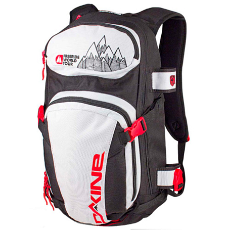Рюкзак DAKINE 2013-14 SNOW HELI PRO 20L FREERIDE WORLD TOUR