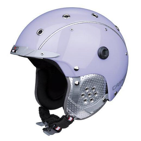 Зимний Шлем Casco SP-3 Airwolf Color Violet
