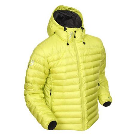 Купить Куртка беговая Bjorn Daehlie Jacket SPECTATOR Sulphur Spring (желтый) Одежда лыжная 775645