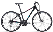 Велосипед Giant Rove 3 DD 2016 Black / Черный