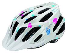 Летний шлемШлемы велосипедные<br>Детские шлемы, с применением технологий, как и во взрослых шлемах. Превосходная защита при ударах, светоотражающие элементы для максимального обеспечения безопасности. Передние вентиляционные отверстия оснащены сеточкой, которая предотвращает попадание насекомых во время езды. <br><br>Характеристики:<br><br>Технологии: Fly net, Airflow vents, Ceramic shell, Flash light, Reflector, Shheld protect, Hi-eps, Inmold tec, Ergomatic, Y-clip