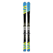 ������ ���� � ����������� Salomon 2016-17 Ski Set S X-race SW + S Z12 Speed
