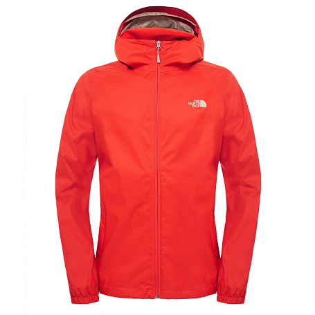 Куртка для активного отдыха THE NORTH FACE 2016 W QUEST JACKET  FIERY RED RED