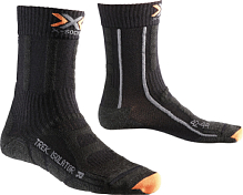 Носки X-bionic 2016-17 X-socks Trekking Merino Isolator B000 / Черный