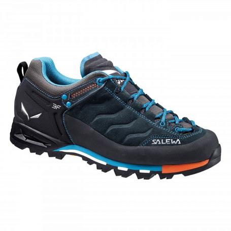 Купить Ботинки для альпинизма Salewa 2017 WS MTN TRAINER GTX Carbon/Pagoda, Альпинистская обувь, 1157768