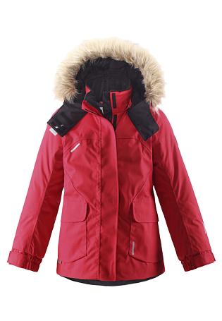 Купить Куртка горнолыжная Reima 2016-17 SISARUS КРАСНЫЙ Детская одежда 1274372