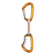 Карабин с Оттяжкой Salewa Hardware Express Set Fly Straight/bent Light Orange