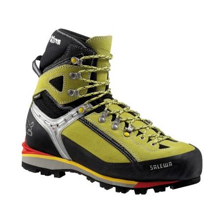 Купить Ботинки для альпинизма Salewa Mountaineering Mens MS CONDOR EVO GTX (M) limeade, Альпинистская обувь, 896354