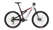 Велосипед ROCKY MOUNTAIN THUNDERBOLT 730 MSL 2016 GLOSS WHITE/BLACK/ROCKY MOUNTAIN RED
