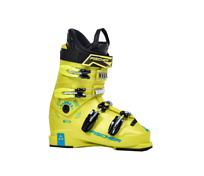 Горнолыжные Ботинки Fischer 2016-17 Ranger 60 JR Thermoshape - Yellow/yellow
