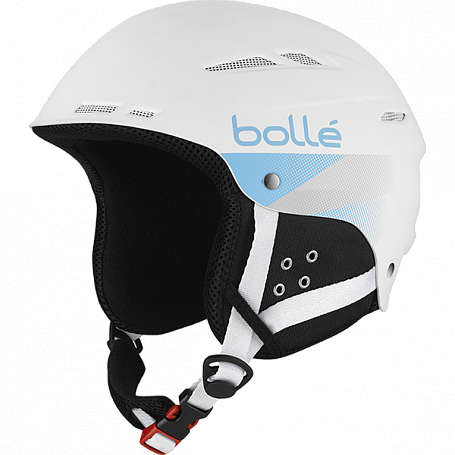 Зимний Шлем Bolle 2015-16 B-FUN new SOFT WHITE