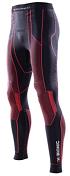 Брюки X-bionic 2016-17 Moto Energizer Man UW Pants LG B102 / Черный
