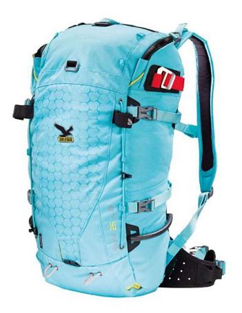 Купить Рюкзак Salewa Pure 25 SL Alpindonna (голубой) Рюкзаки для альпинизма 693046