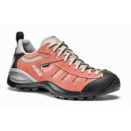 Купить Ботинки для треккинга (низкие) Asolo Escape Ray GV ML Coral, Треккинговая обувь, 899483