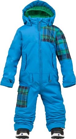 Купить Комбинезон сноубордический BURTON 2013-14 BOYS MS STRIKR O PC BLUE-RAY Детская одежда 1021683