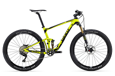 Велосипед Giant Trance Advanced 27.5 1 2016 Comp/Orange