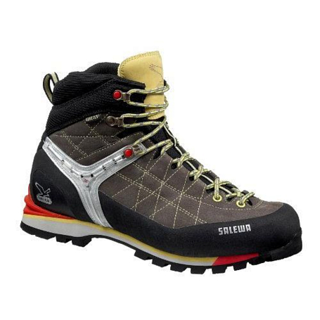 Ботинки для альпинизма Salewa Mountaineering MS RAPACE GTX grey-yellow