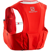 Рюкзак-жилет Salomon 2019 S/Lab Sense Ultra 8 Set Racing Red