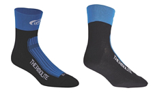 Носки BBB ThermoFeet black blue (BSO-11)