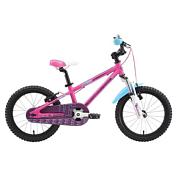Велосипед Silverback Senza 16 Sport 2015 Фиолетовый/голубой / Фиолетовый/голубой