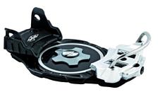 Сноуборд крепления F2 2012-13 Intec CNC
