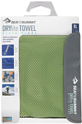 Полотенце Sea To Summit DryLite Towel XL Grey