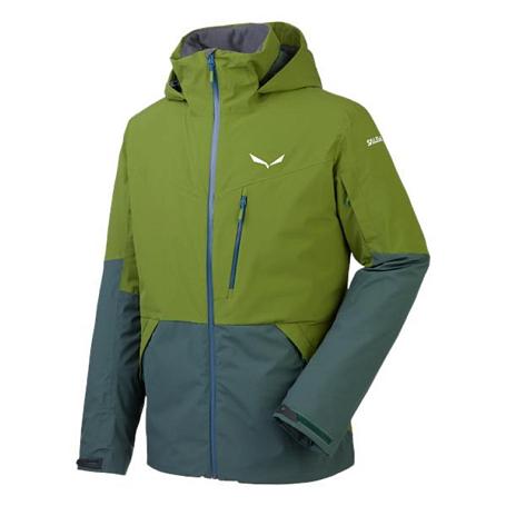 Купить Куртка для активного отдыха Salewa 2016-17 ANTELAO BELTOVO PTX/PRL M JKT cedar green/0690/8180 Одежда туристическая 1306106