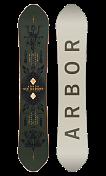 Сноуборд Arbor 2016-17 Sin Nombre