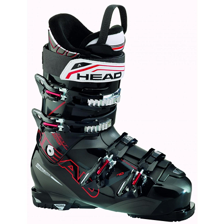 Горнолыжные ботинки HEAD 2014-15 Performance NEXT EDGE 70 Black/Anthracite