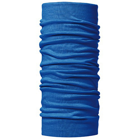 Купить Бандана BUFF LIGHT MERINO WOOL SOLID COBALT Банданы и шарфы Buff ® 876437