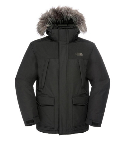 Куртка туристическая THE NORTH FACE 2013-14 Insulated M ARTIGAS PARKA BLACK