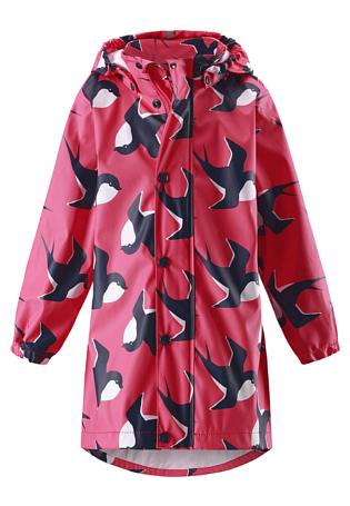 Купить Плащ для активного отдыха Reima 2017 Usva RASPBERRY RED, Детская одежда, 1325583