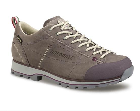 Купить Ботинки городские (низкие) Dolomite 2017-18 Cinquantaquattro Low Fg Gtx Dark Violet, Обувь для города, 1356605