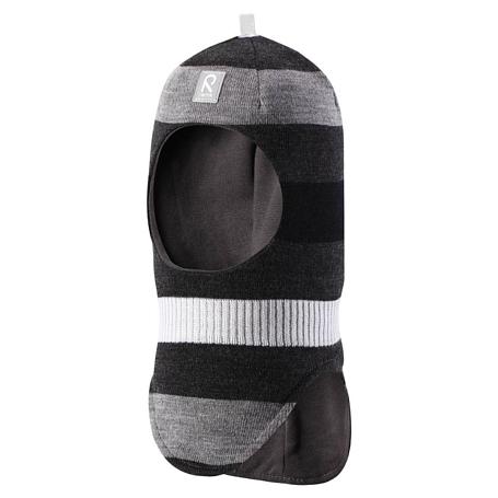 Купить Маска (балаклава) Reima 2017-18 Starrie Dark melange grey Детская одежда 1362054