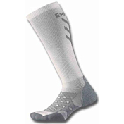 Носки THORLO'S 2020 XEOU Running Lite Cushion Over-Calf White