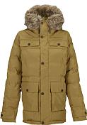 Куртка сноубордическаяОдежда сноубордическая<br>Сильно утеплённая куртка. Отлично подойдёт как для катания в холодных регионах, так и для повседневной носки.Мембрана: 10000 на 10000, проклеенные швы, утяжки на талии, утеплитель - синтетический пух Thermolite, снегозащитная юбка.<br><br>Пол: Женский<br>Возраст: Взрослый<br>Вид: куртка