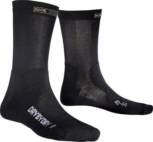 Купить Носки X-Bionic 2016-17 X-SOCKS DAY BY B000 / Черный, Носки, 1277628